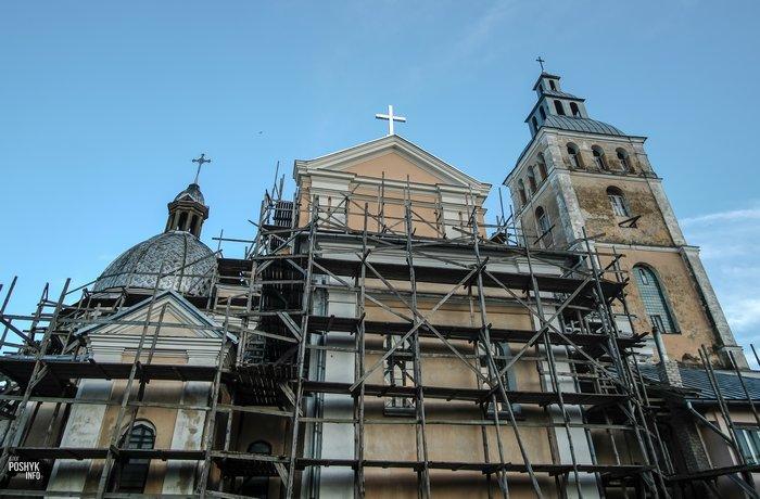 Костел Святого Николая Свирь