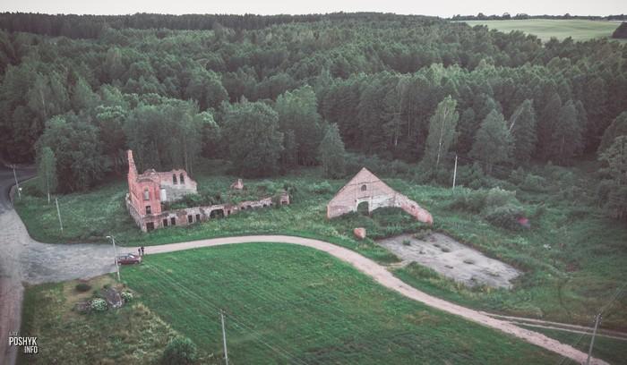 Усадьба в Шеметово