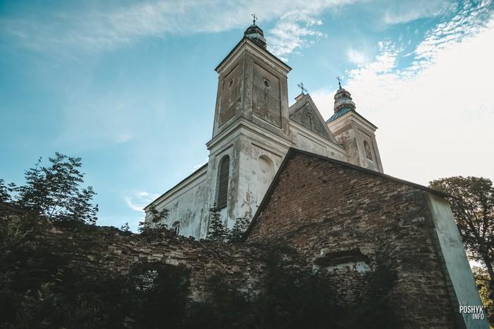 Засвирь монастырь Кармелитов