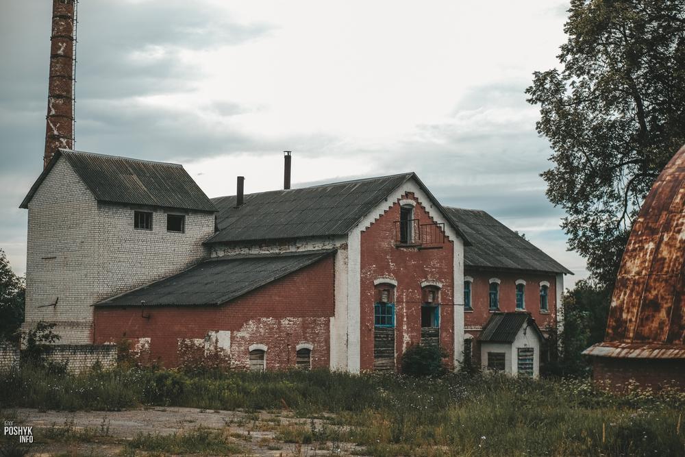 Больково заброшенные места Беларуси