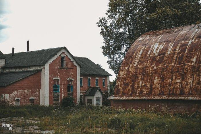Заброшки Беларуси Больково