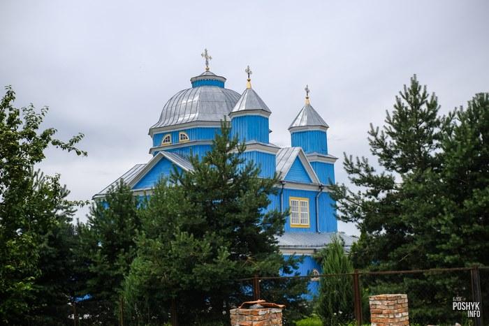 Церковь в Смолянах