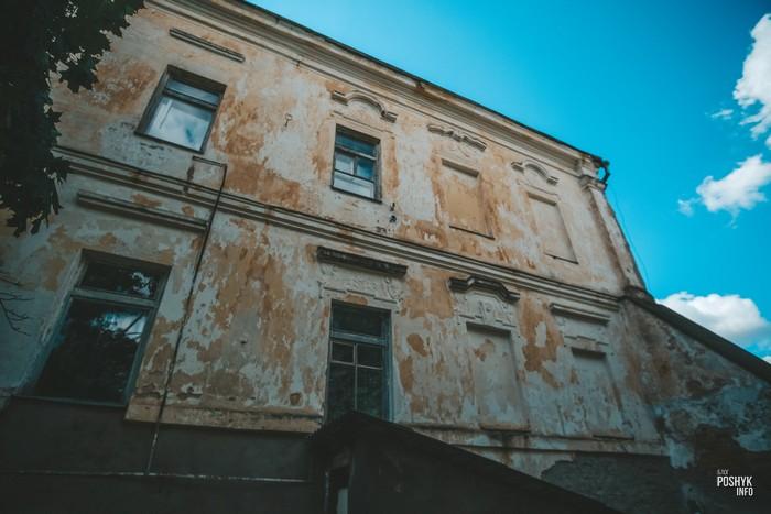 дворец Радзивиллов Дятлово