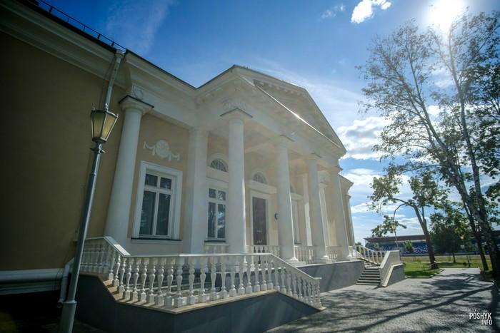 Щучинский дворец