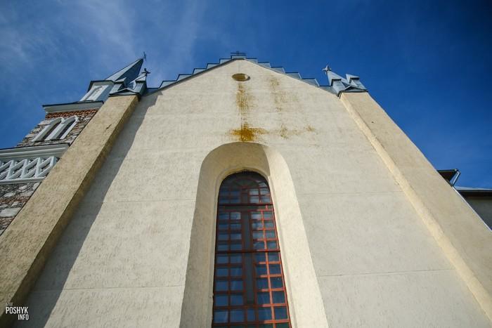 Рожанка церковь