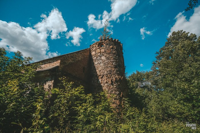 Усадьба Тызенгаузов в Желудке