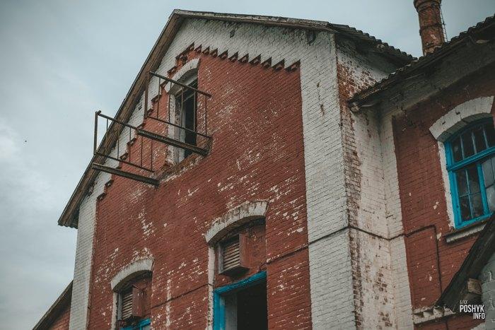 Заброшенные места Белруси