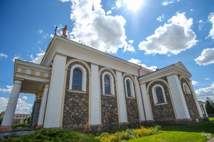 Желудковский костел