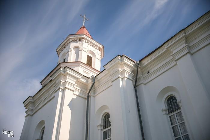 Необычные костелы Беларуси
