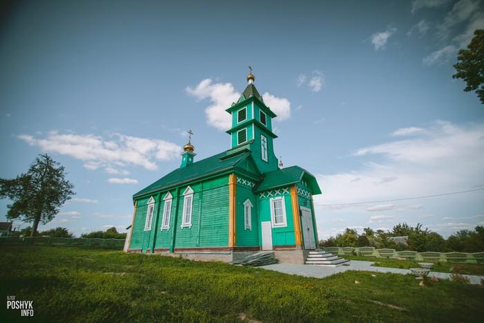 Церковь Малые Жуховоичи