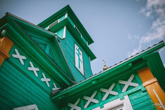 Деревянные достопримечательности Беларуси