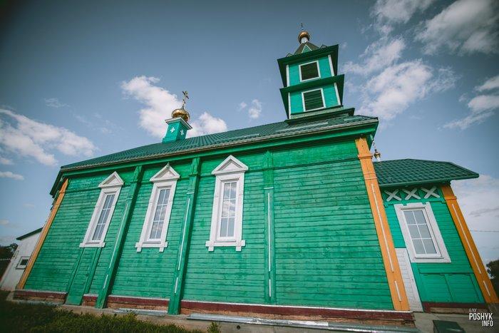 Деревня Малые Жуховичи