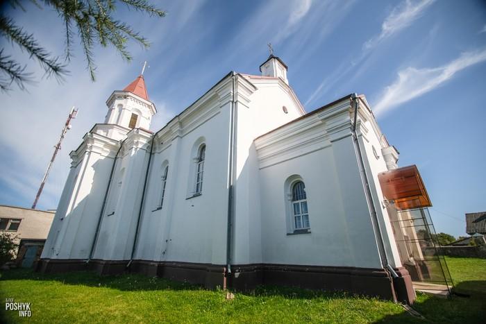 Костел Девы Марии в Городище