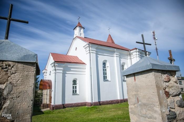 Храм в Городище