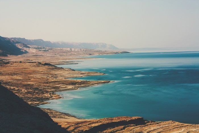 Мертвое море описание