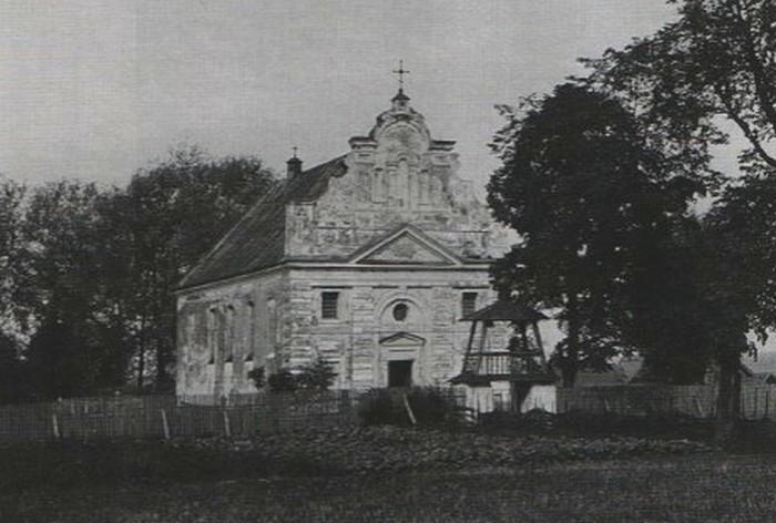 Костел Семков Городок