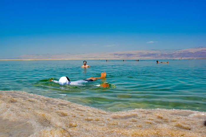 Отдых и туризм на Мертвом море