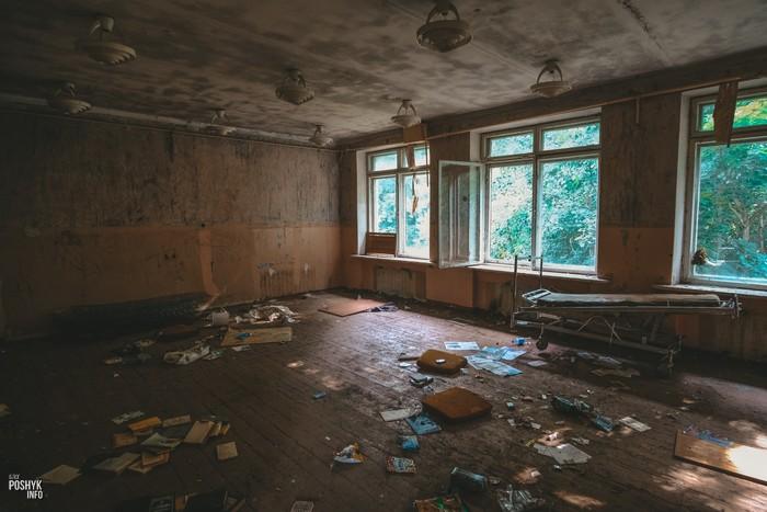 Заброшенные места в Беларуси