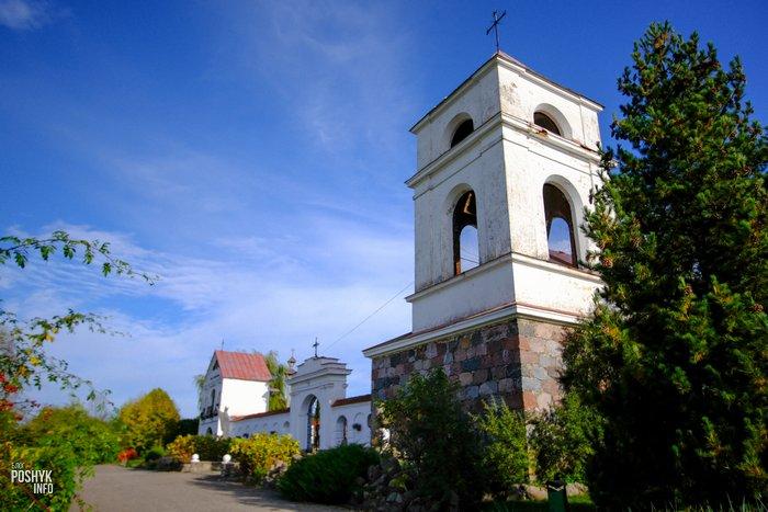Башня колокольня Мосар