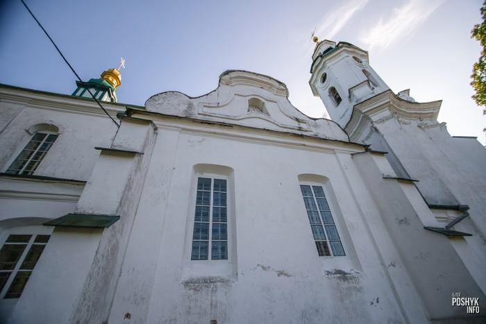 Архитектура Беларуси церкви