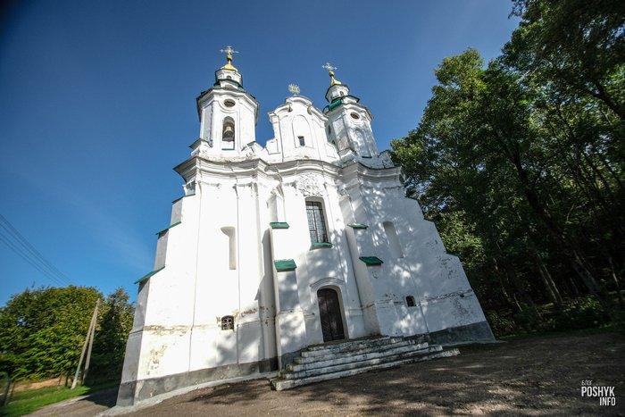 Вольно церковь Троицкая