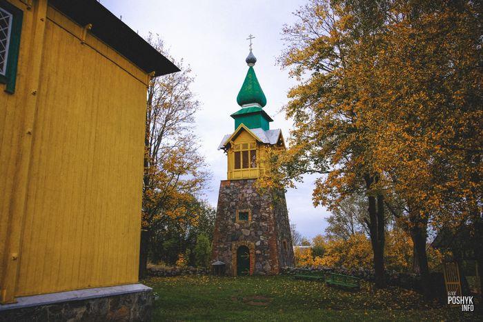Деревянные храмы Беларусь
