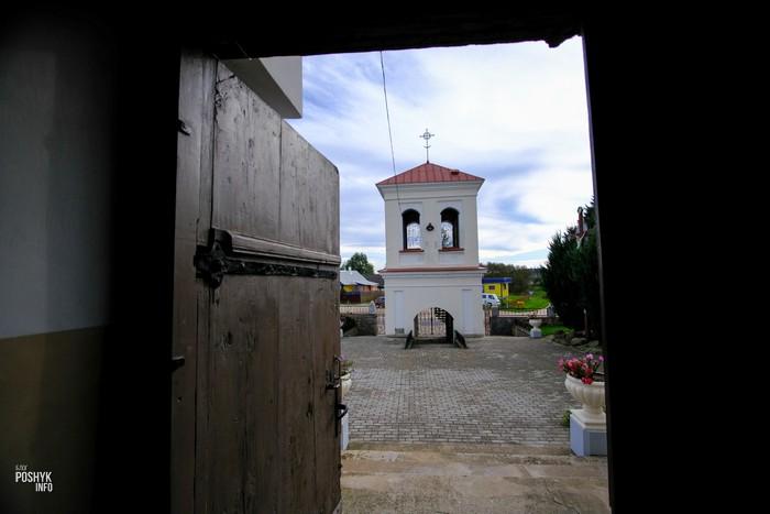 Башня колокольня Удело