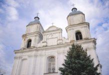Костел Троицкий в Дуниловичах