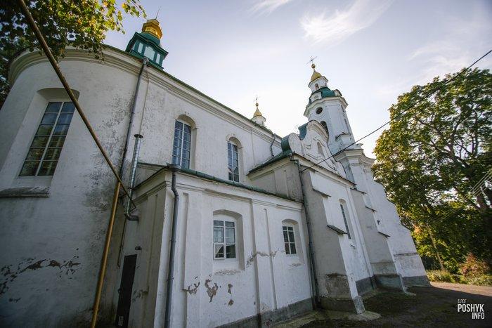 Костел в Вольно