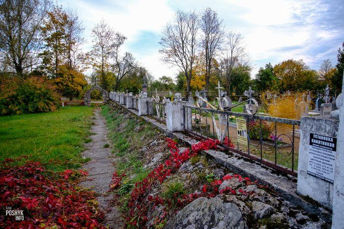 Козловщина кладбище