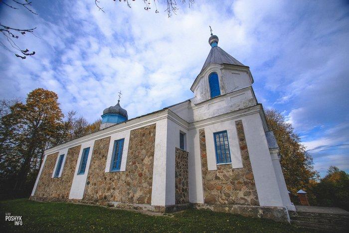 Деревня Ласица