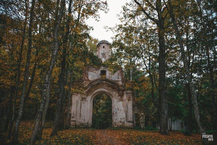 Cитцы руины брама