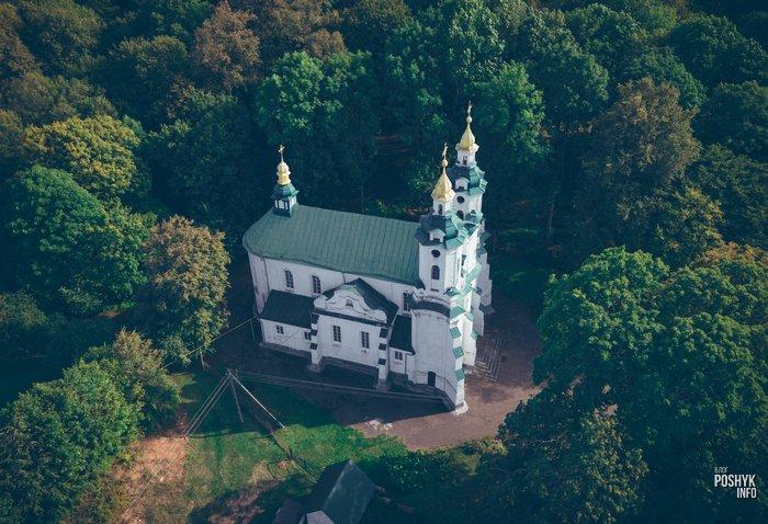 Церковь в агрогородке Вольно