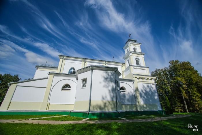 Деревня Воронча