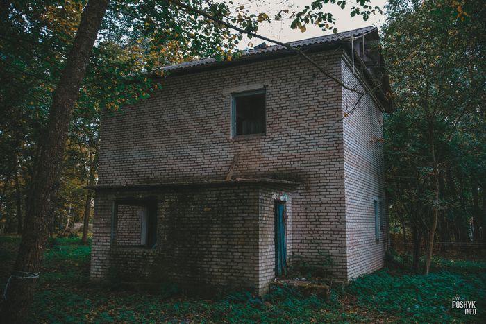Заброшенный дом Ситцы