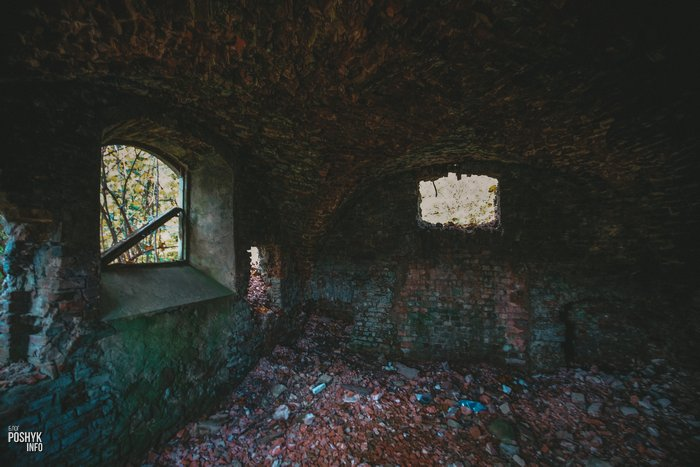 Деревня Ситцы заброшенные места