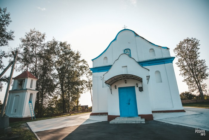 Церковь Великая Липа