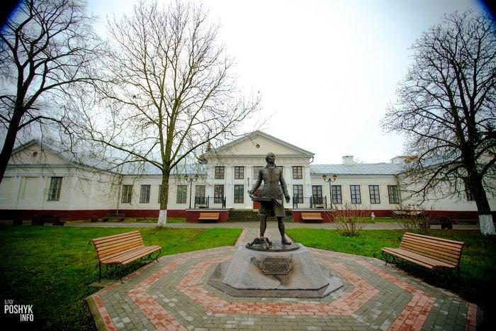 Дворец Тизенгауза в Поставах