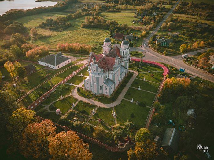 Храмы Беларуси Лучай