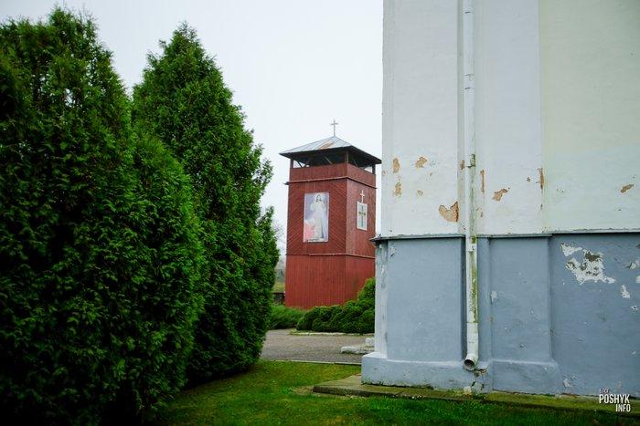 Башня колокольня костеневичи