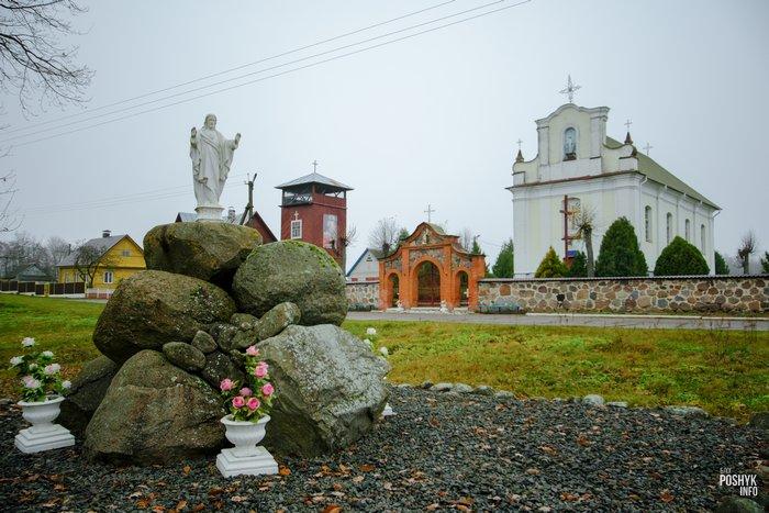 Костел в Костеневичи