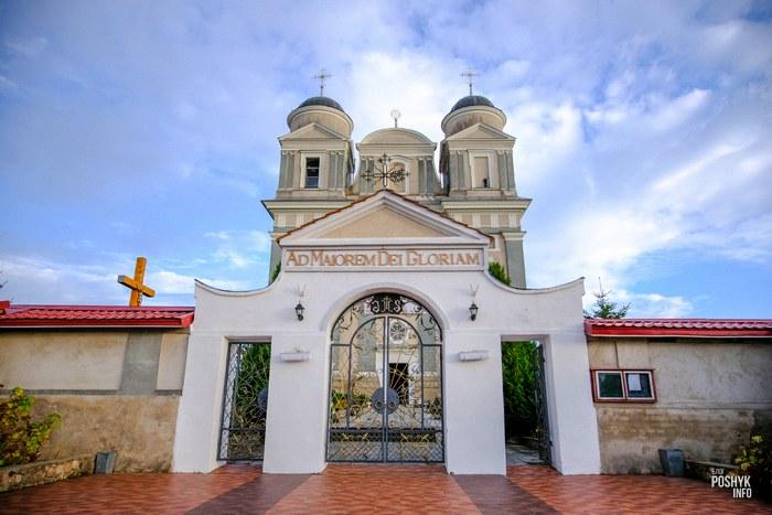 Костел святого Фаддея Лучай