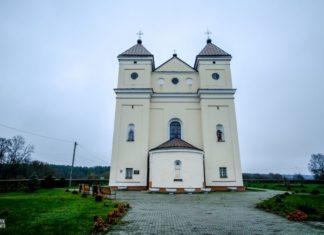 Костел святого Михаила Архангела Михалишки