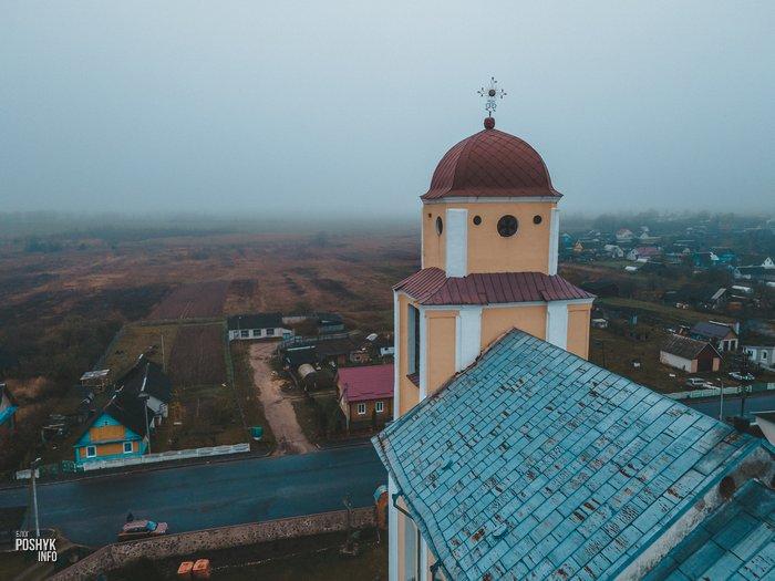 Костелы Беларуси Кривичи