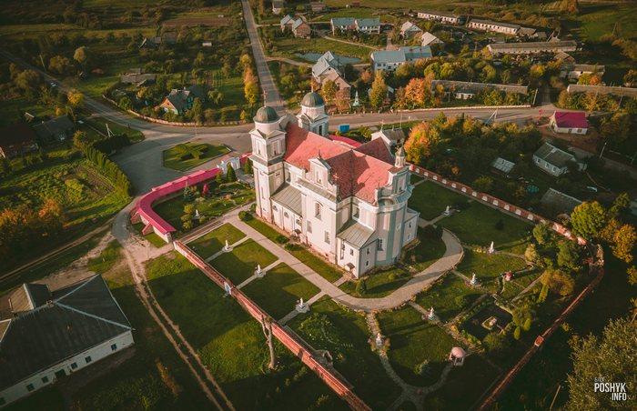 Костелы Беларуси Лучай