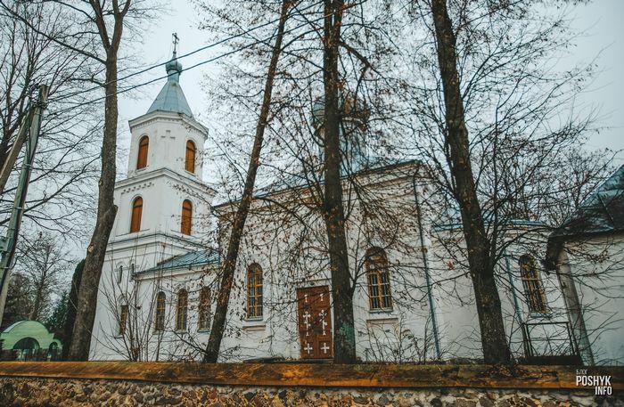 Церковь в Кривичах