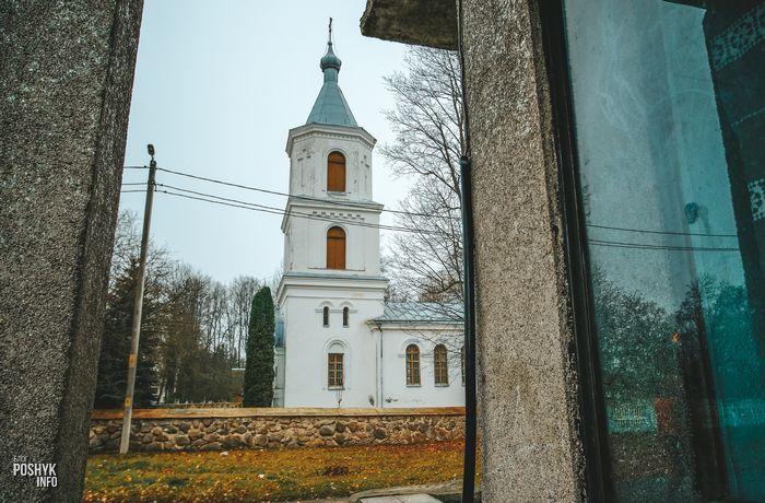 Храмы в Кривичах