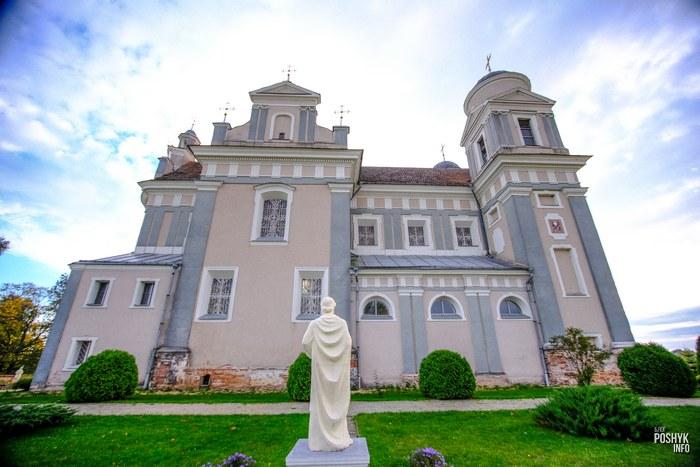 Храмы витебской области - Лучай