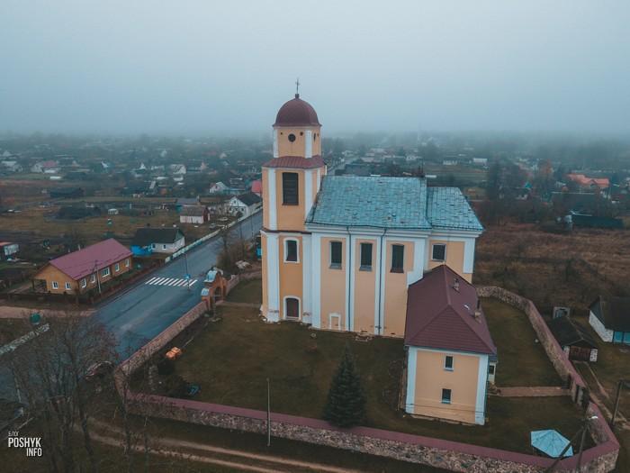 Монастырь тринитариев Кривичи