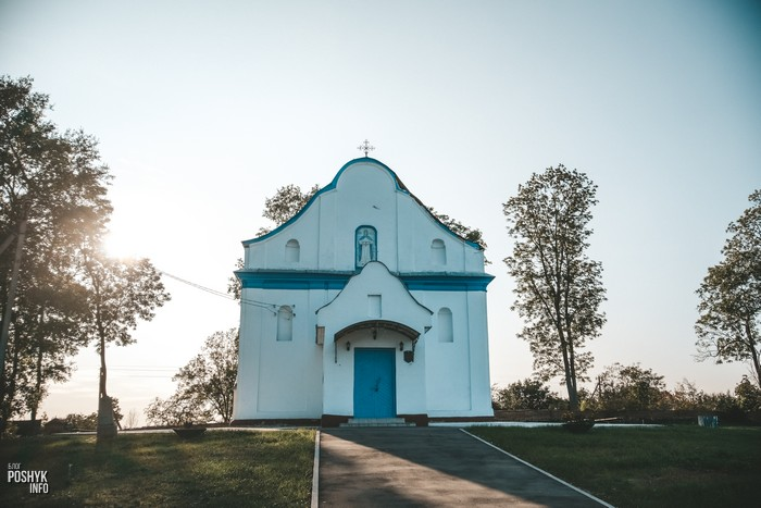 Покровская церковь Великая Липа